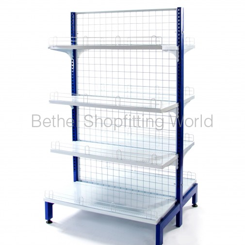 Double Sided Economy Shelving System