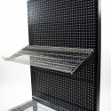Chrome Wire Upper Shelves