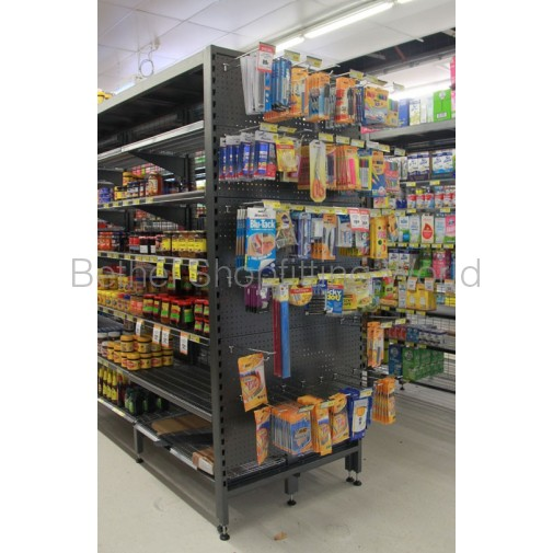 Clip On Shelving