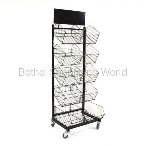 SG-C11 Floor Basket Stand