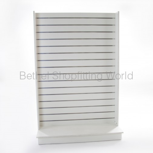 SW805: Single wall Slat Panel Gondola