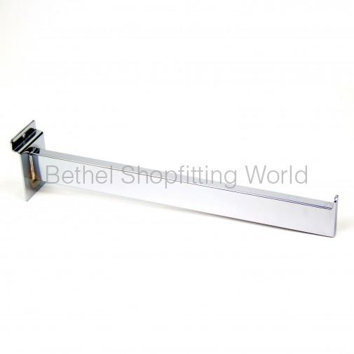 SW108-300mm Slat Panel Rectangular Straight 1 Pin Arm