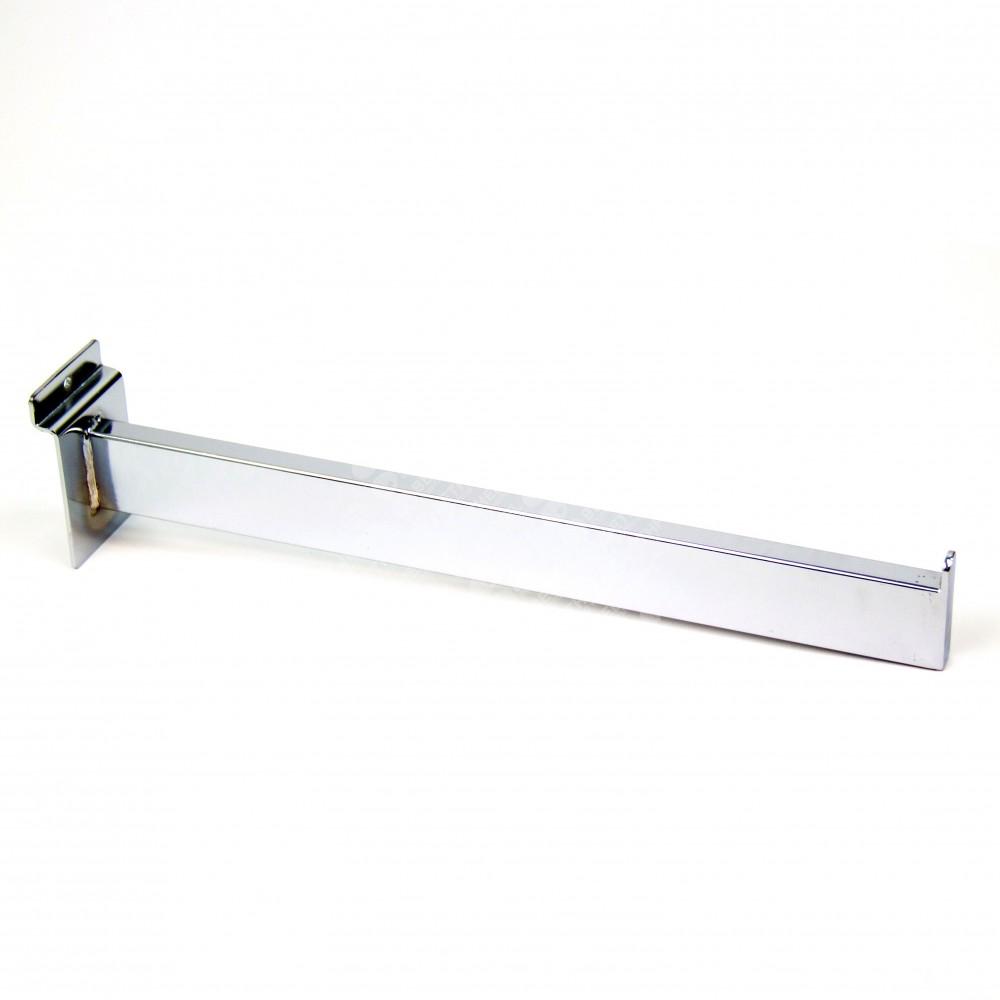SW108 Slat Panel Rectangular Straight 1 Pin Arm