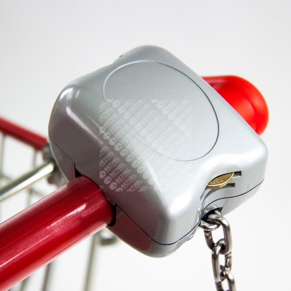 Shopping Trolley Lock