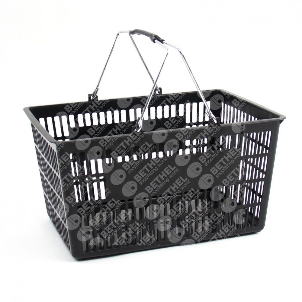 Chrome Handle Basket - Large Size