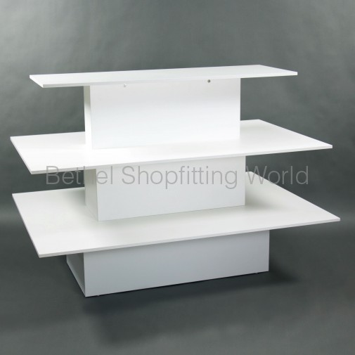 SW701 3 Tier Display Tables - 1500mm