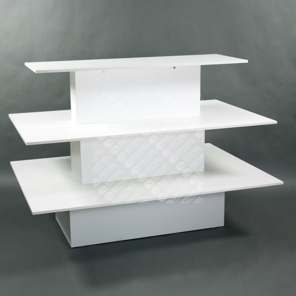 1500mm Display Tables 3 Tier - SW701