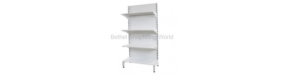 SYS-CP Standard Duty Pegboard Shelving