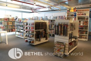 Games Shop Slat Wall Glass Showcases Counters 03