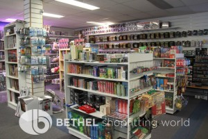 Games Shop Slat Wall Glass Showcases Counters 25