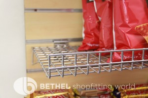 Games Shop Slat Wall Glass Showcases Counters 33