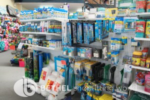 Pet Aquarium Shelving Shopfitting Racking c