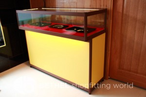 Custom Made Display Cabinet Glass Counters 6