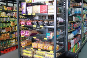 Friendly Grocer Supermarket Shelving Shopfitting a