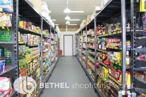 Friendly Grocer Supermarket Shelving Shopfitting 2