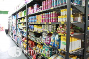 Friendly Grocer Supermarket Shelving Shopfitting 6