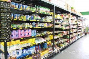 Friendly Grocer Supermarket Shelving Shopfitting 8