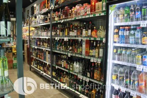 Liquor Store Alcohol Shop Shelving Shopfitting 03