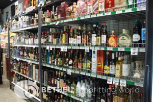 Liquor Store Alcohol Shop Shelving Shopfitting 04