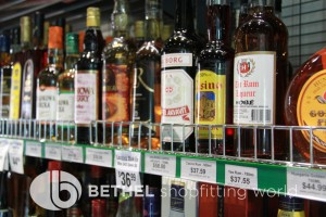 Liquor Store Alcohol Shop Shelving Shopfitting 05