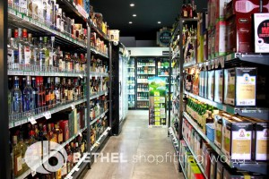 Liquor Store Alcohol Shop Shelving Shopfitting 08