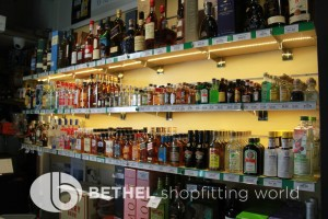 Liquor Store Alcohol Shop Shelving Shopfitting 10