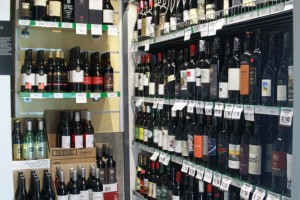 Liquor Store Alcohol Shop Shelving Shopfitting e