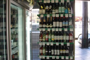 Liquor Store Alcohol Shop Shelving Shopfitting f