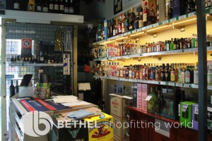 Liquor Store Alcohol Shop Shelving Shopfitting 11