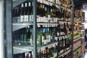 Liquor Store Alcohol Shop Shelving Shopfitting b
