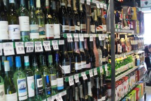 Liquor Store Alcohol Shop Shelving Shopfitting c
