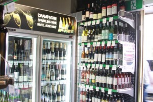 Liquor Store Alcohol Shop Shelving Shopfitting d