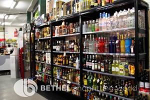 Liquor Store Alcohol Shop Racks Shopfitting 01