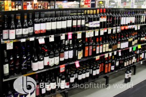 Liquor Store Alcohol Shop Racks Shopfitting 11