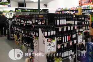 Liquor Store Alcohol Shop Racks Shopfitting 03
