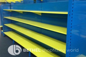 ToyWorld Toy Store Shelving Shopfitting Racking 11