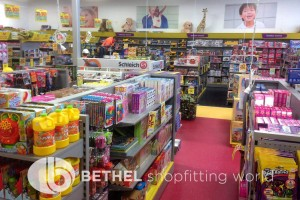 ToyWorld Toy Store Shelving Shopfitting Racking 10