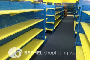 ToyWorld Toy Store Shelving Shopfitting Racking 14