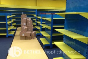 ToyWorld Toy Store Shelving Shopfitting Racking 20