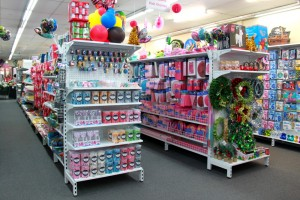 Bethel Shopfitting World is proud to be the shelving supplier to Celebrate 4 Less, which is a large retailers of Party, Craft and Homeware store. The store was designed and set up with lots of attention, and the presentation is top notch. Congratulations to the team at Celebrate 4 Less for doing...