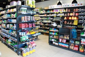 Organic food stores are very popular in our communities, and Bethel Shopfitting World have been working closely with our customers to bring the perfect shopfitting shelving for better display. SYS-AG Heavy Duty Pegboard Shelving  - Narrow System We like to thank Rainbow Organic for the lovely...