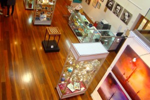 At Bethel Shopfitting World, our glass display cabinets and showcases are made to premium quality and fine details, it has been supplied and fitted to out to many galleries and museum across the country. We like to extend our appreciate to NSW Lancers Memorial Museum and The Milk Factory Gallery...
