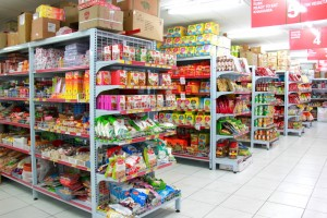 Bethel Shopfitting World is very popular among Indian business community, we supply to many Indian supermarkets and Grocery Stores, and most supermarkets select our SH-D Heavy Duty Beam Rack, which is robust in design, with strong top level storage. Each bay is 1200mm. Shopfitting System used...