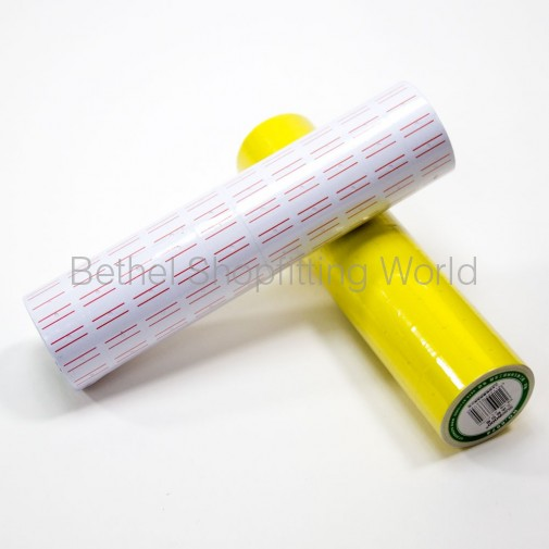 Paper Roll for single Line Pricing Gun