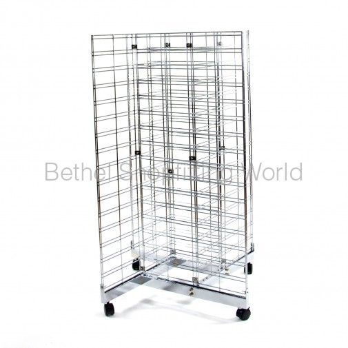 4 Way Grid Mesh Stand
