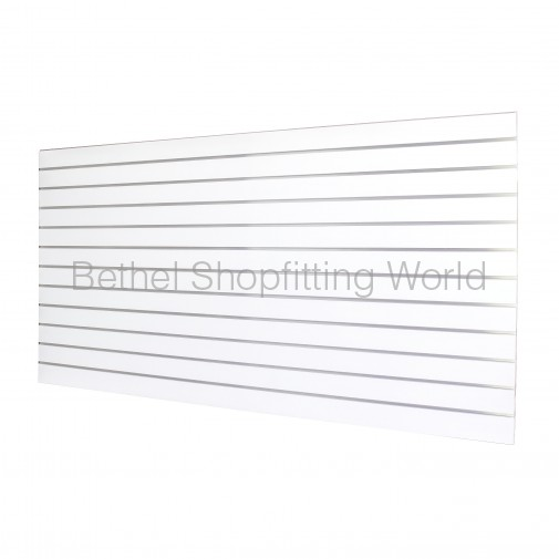 SWPANEL11 - 100mm Groves Slat Panel 2440mm