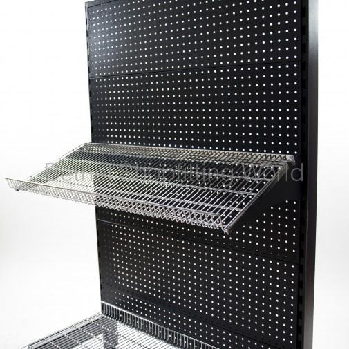 Chrome Wire Upper Shelves
