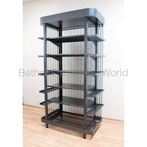 Dense End Shelving