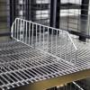 Chrome Wire Shelf Dividers