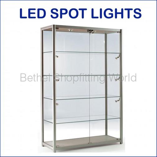 BGS-V-19 Luxury Fully Visible Glass Showcase